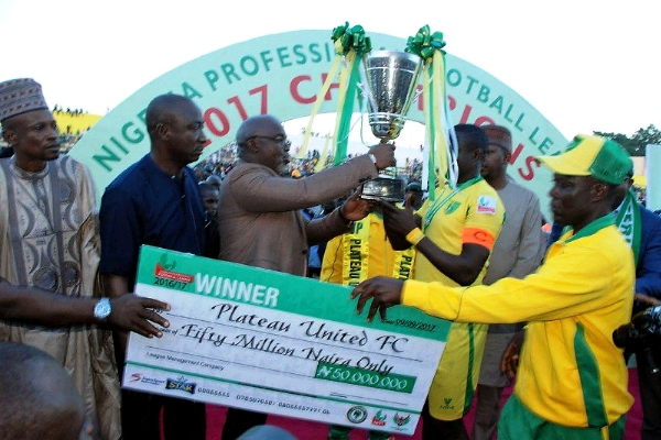 Plateau United, Rangers, Sunshine Stars To Storm Lagos For Pre-Season Tournament