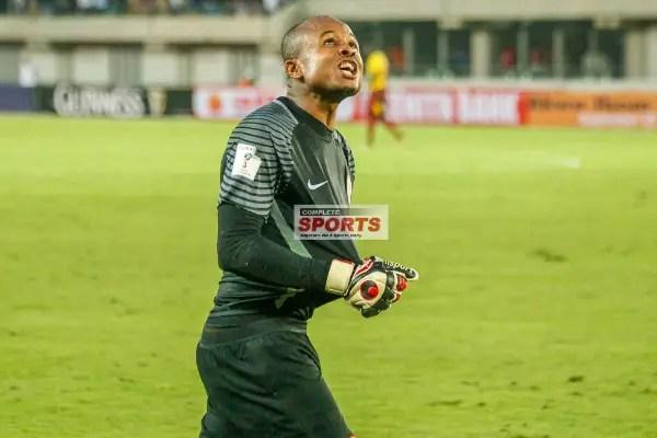 Ezenwa: I'm Fully Fit And Ready For Super Eagles' Poland, Serbia Friendlies