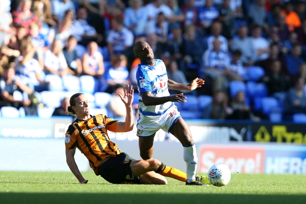 Aluko Urges Reading Teammates To Brace Up For Difficult Ipswich Match