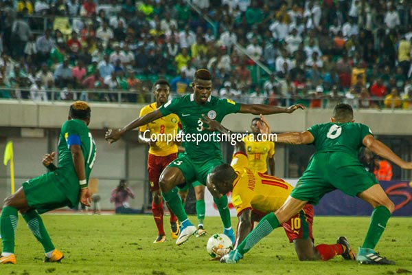 Super Eagles And Dominance Over Neighbouring Rivals Cameroon, Ghana