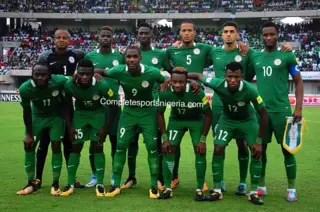 NIGERIA VS ZAMBIA: Mikel, Ighalo, Moses, Balogun In; Akpeyi, Iwobi Return; Omeruo Out