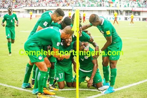 Ambrose: Zambia Can't Stop Nigeria