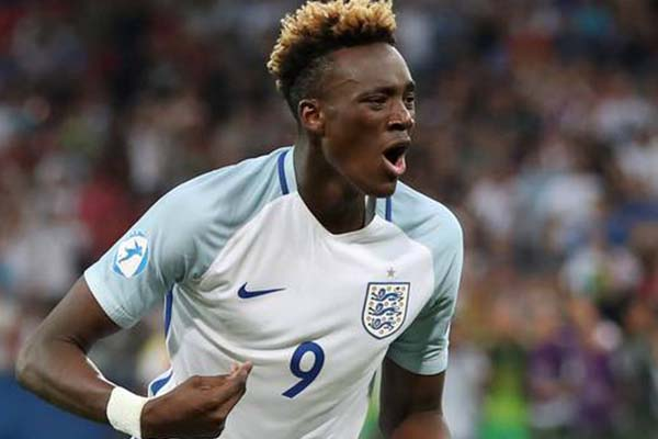 Abraham Gets First England Senior Call-up For Brazil, Germany Friendlies