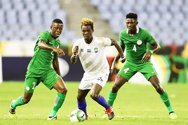 WAFU Cup: Okoro Upbeat Home Eagles Will Edge Ghana In Group A Opener