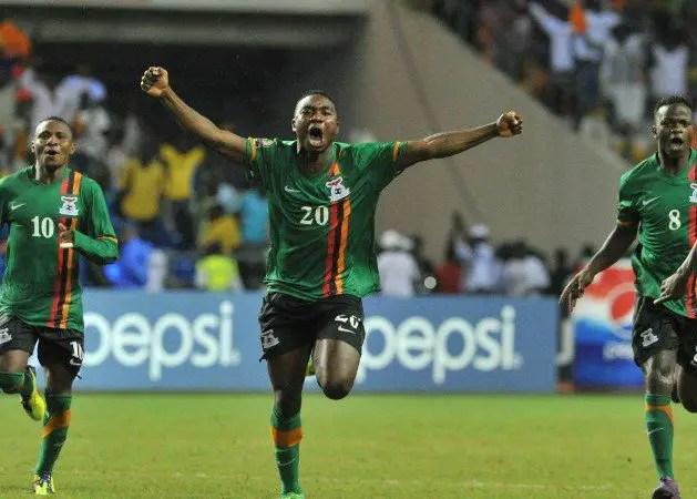 Ex-Zambia Star Malitoli: Chipolopolo Can Beat Super Eagles Like We Beat Algeria