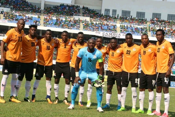 Nigeria Vs Zambia: Chipolopolo To Hit Uyo With 42-Man Contingent
