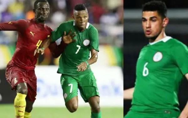 WAFU Cup Final: Balogun Sparks 'Jollof War' As Nigeria Battle Ghana