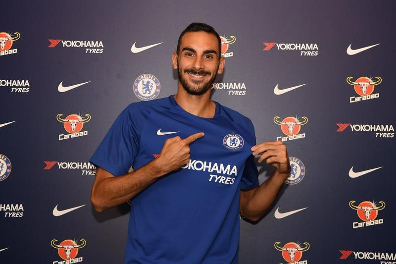 Chelsea Sign £23m Zappacosta From Torino On 4-Year Deal