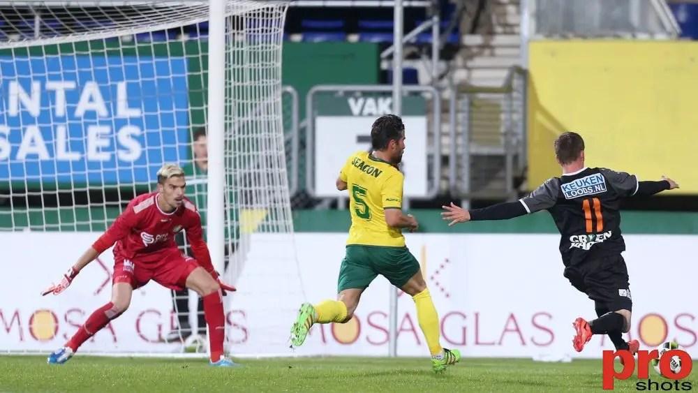 Oliseh Thrilled As Fortuna Sittard Bag Third Win Of Season