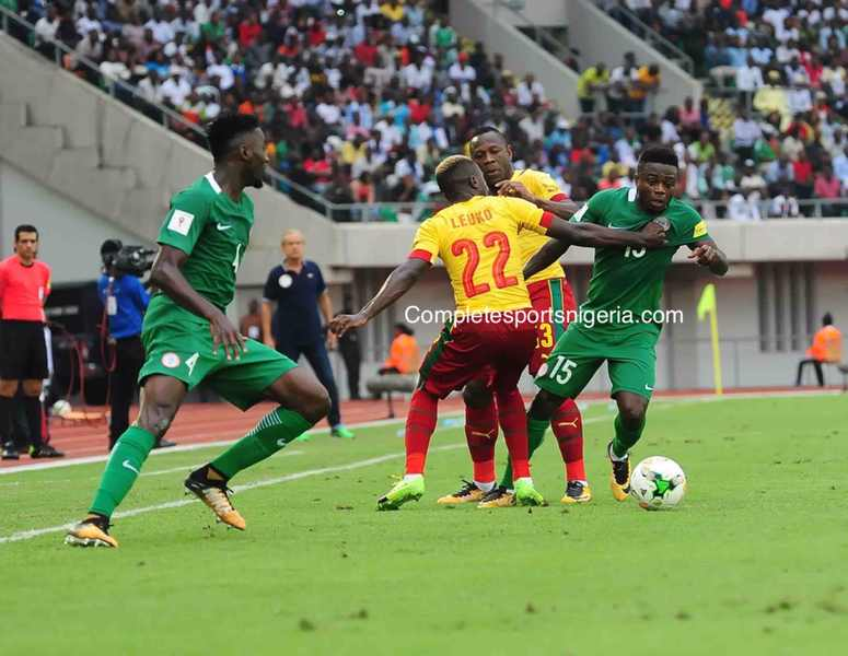 Simon: Super Eagles Won't Miss Out On AFCON 2019 Party