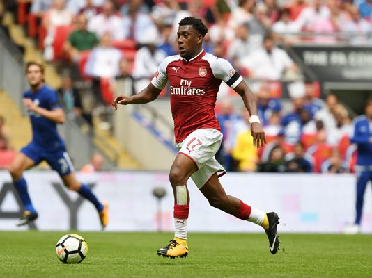Iwobi: I Must Perform Consistently To Retain Arsenal Spot