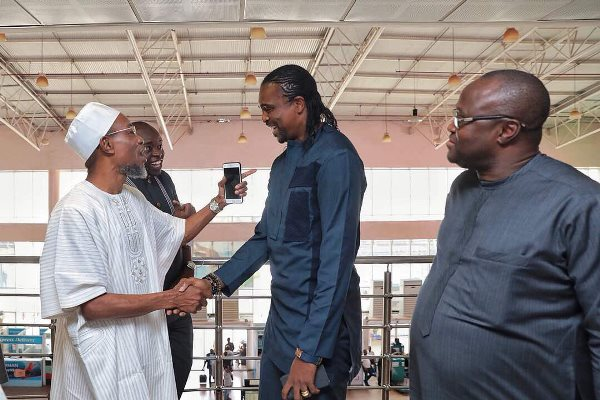 Osun Governor Aregbesola: I Became An Arsenal Fan Because Of Kanu