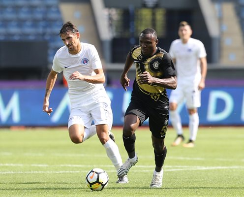 Umar Opens Osmanlispor Goals Account, Echiejile Benched For Sivasspor