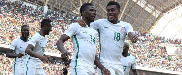 Wenger Hints Iwobi Could Be Fit For Arsenal Vs Brighton, Nigeria Vs Zambia