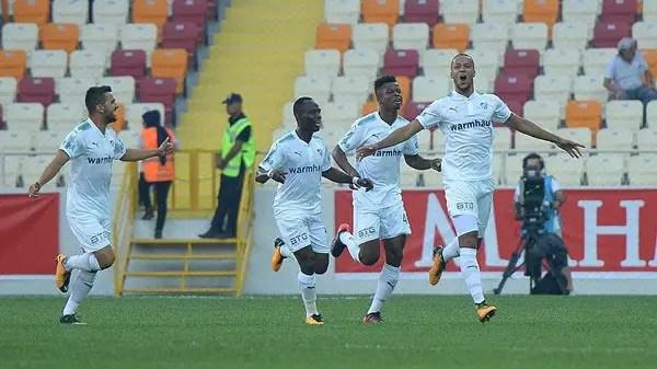 Turkish Cup: Troost-Ekong, Agu Dropped As Bursaspor Edge Yeni Altindag On Penalties