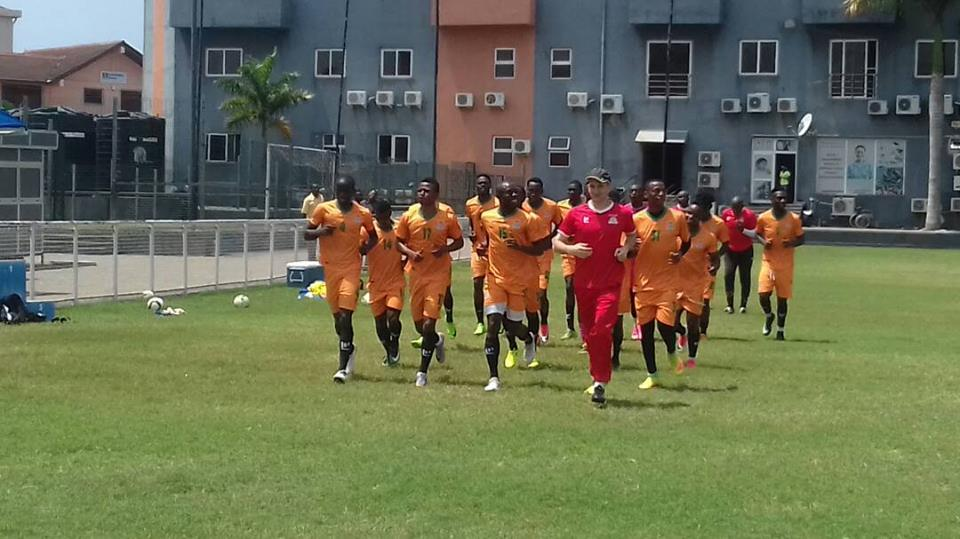 [Photos] Inside The Marcel Dessailly-Owned Facility Where Zambia Are Training For Super Eagles Clash
