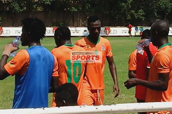 Zambia Break Up Ghana Training Camp, Set To Hit Abuja On Wednesday