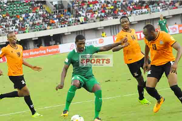 Ighalo Out Of Nigeria Vs Algeria, Argentina; Eagles To Camp At Farah Rabat Hotel