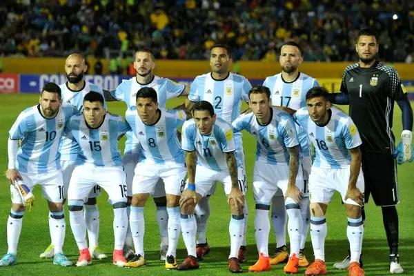 Argentina Name Messi, Aguero, Di Maria For Nigeria Friendly