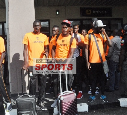 PHOTOS: Zambia Land In Uyo, Opt For Davok Suites