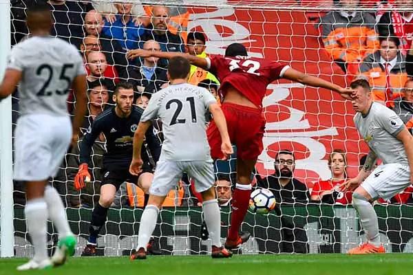 De Gea: Liverpool Played Better Than Man United