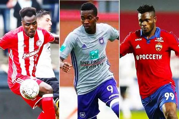 UCL: Emenike Out of Barca Clash; Onyekuru, Samuel Target First Goal