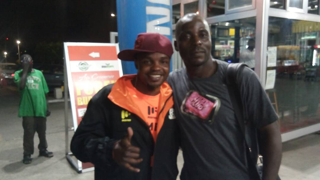 Zambian Star Silwimba Promise Uyo Shocker For Super Eagles