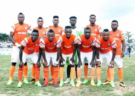 BREAKING: Akwa United Win 2017 Aiteo Cup