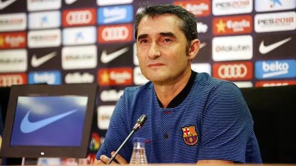 Barca Boss Valvarde Tips Atletico For LaLiga Title, Praises Messi