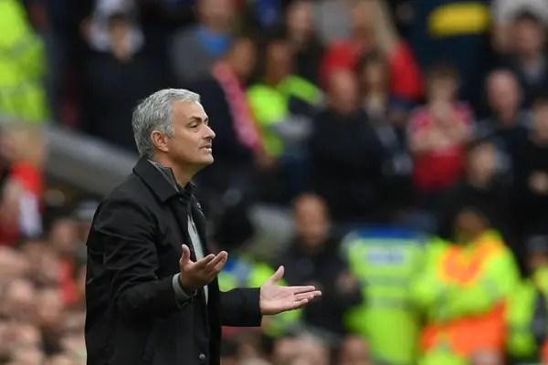Mourinho: Man United Deserved Defeat Vs Huddersfield