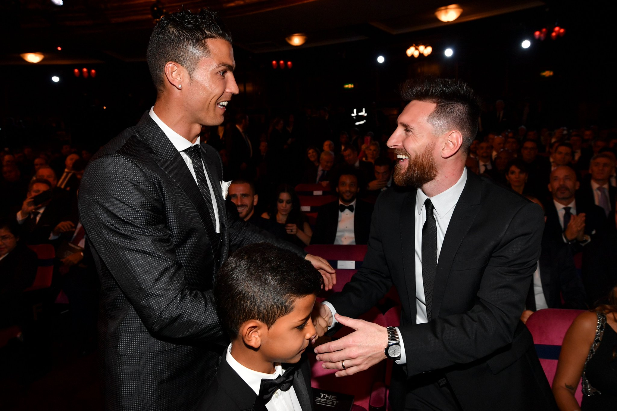 Cristiano Ronaldo: Even After Five Titles Apiece, My Rivalry With Messi Still Far From Over