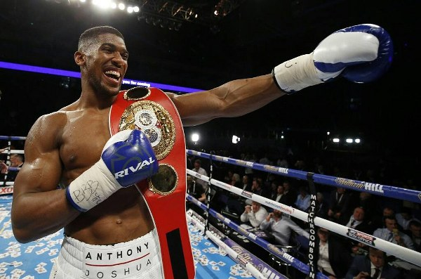 Joshua Family Want Sagamu Street Named After World Boxing Champion