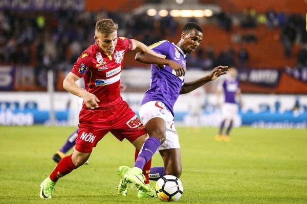 Alhassan Hopes To Get Opportunity To Fight For Inclusion In Super Eagles' World Cup Squad