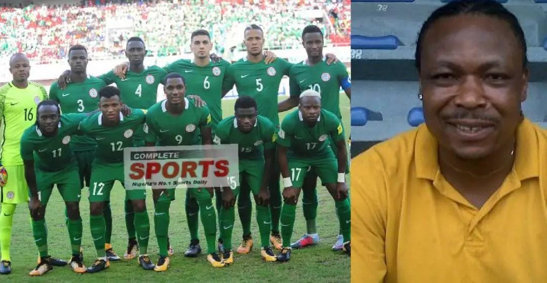 Iyenemi: Eagles Won't Avoid Tough Russia 2018 Opponents, Need Top Friendlies To Prepare