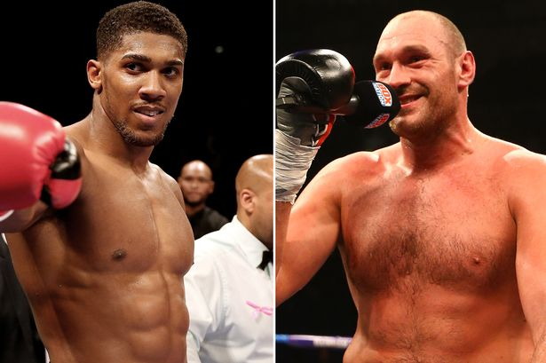 Joshua Hints At Possibility  Of Fighting Fury