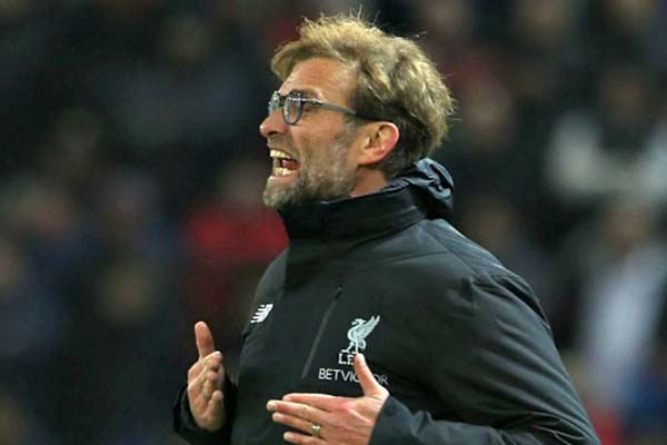 Klopp: Chelsea Played With Eight Defenders Vs Liverpool