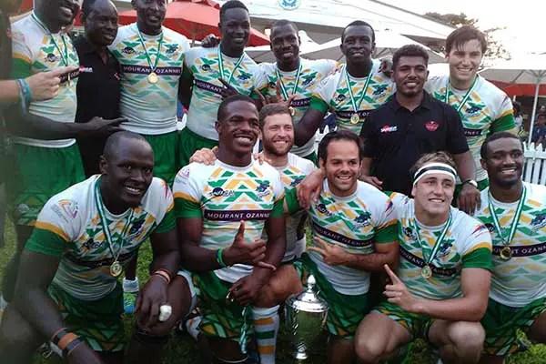 Samurai Barracuda Thrash Nigerian Champions Cowrie To Win Rugby 7s Tourney