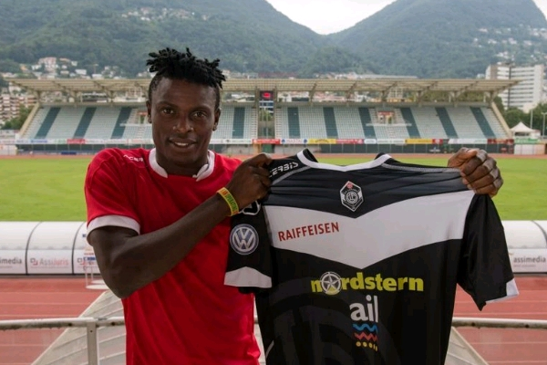 Amuzie Anticipates Lugano Debut Against FC Zurich Today