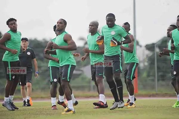 Ighalo, Simy, Balogun Arrive; 25 Eagles In Uyo Camp
