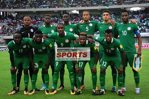 Efe: Super Eagles Must Fight And End Argentina Dominance