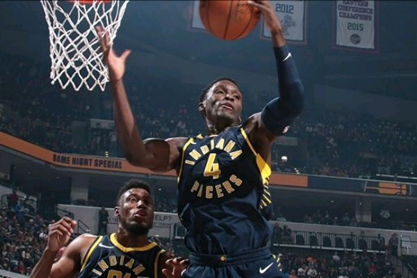 NBA: Oladipo Shines In Pacers' Win As Aminu Makes Fourth Start For Blazers