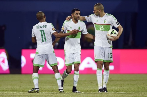 DANGER MEN: 5 Algerian Stars To Watch Out For Vs Super Eagles
