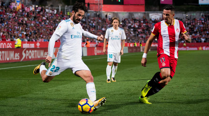 Isco: Real Madrid La Liga  Dream Not Over Despite Girona Setback