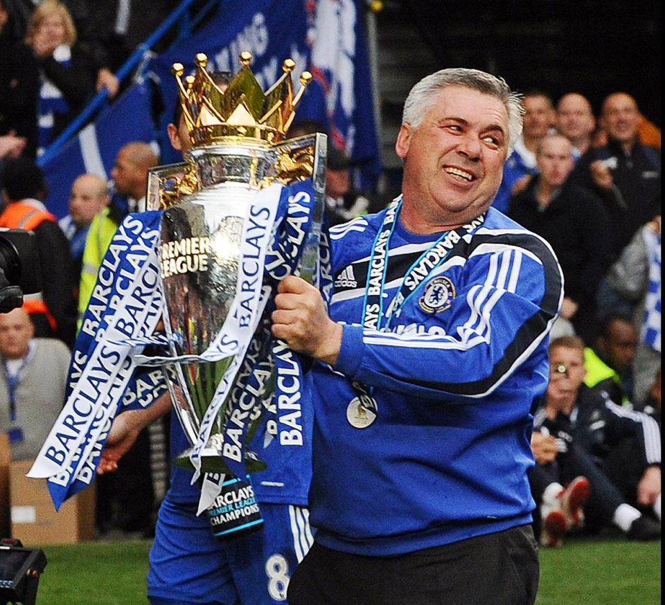 Chelsea Reportedly Lining Up Ancelotti To Replace Conte