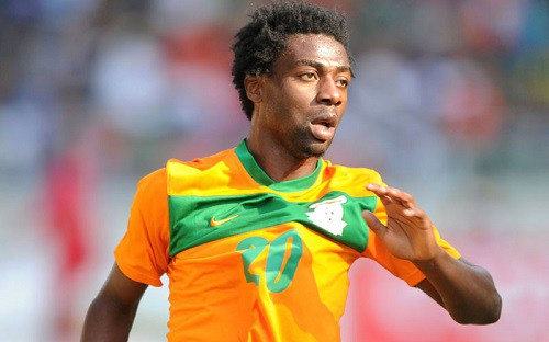 NIGERIA v ZAMBIA: Chipolopolos Call Up Replacements For Injured Mwila and Banda
