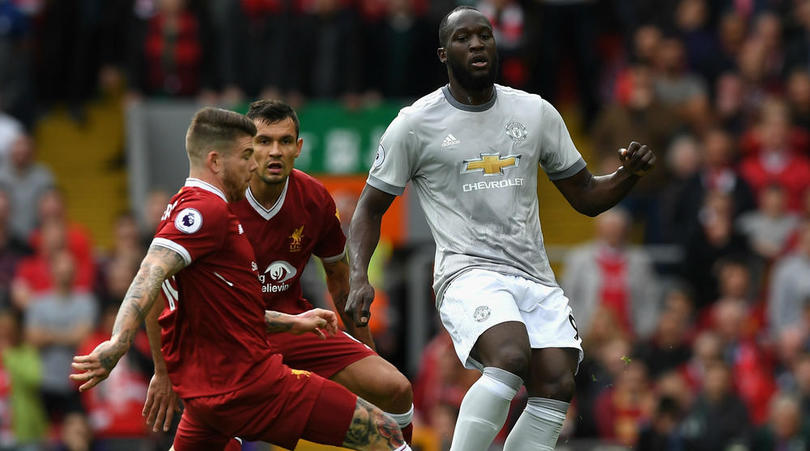 Liverpool Defender Lovren Claims Lukaku Deliberately Kicked Him In Draw Against Manchester United