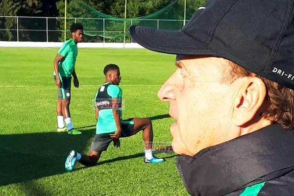 Rohr Impressed By Quality, Attitude Of Super Eagles Vs Algeria