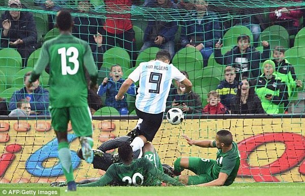 Super Eagles Drop In FIFA Ranking; Argentina Stay Put, South Africa Slip