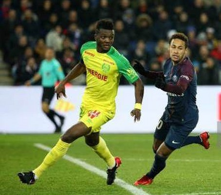Awaziem In Nantes Squad For Rennes Clash, Set For His 11th Ligue 1 Game
