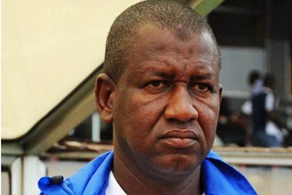 Maikaba Appointed Golden Eaglets Head Coach